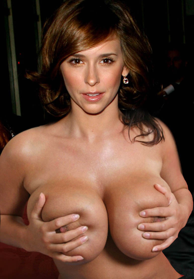 Can not Celebity large breasts for that
