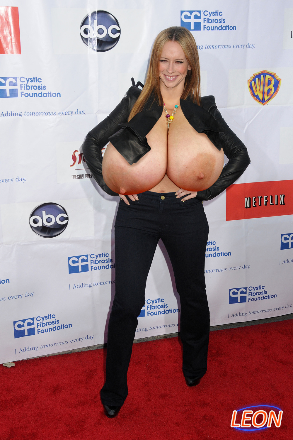 big boobed celebrities