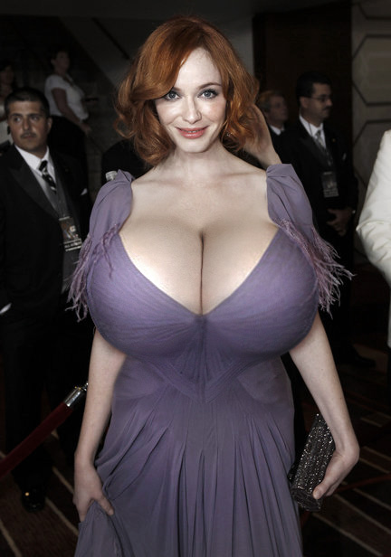 1 christina hendricks