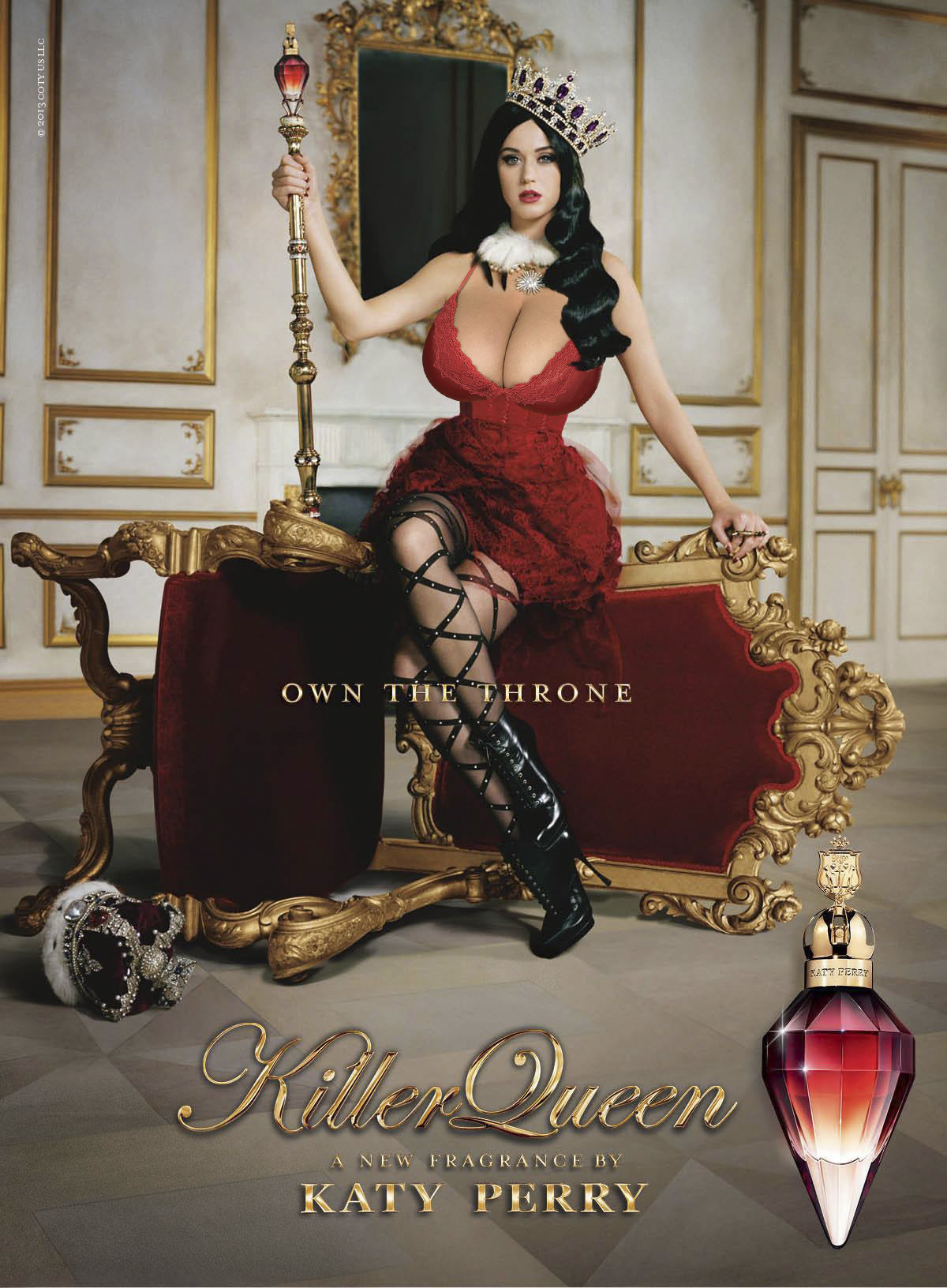 Killer Queen Perfume By Katy Perry