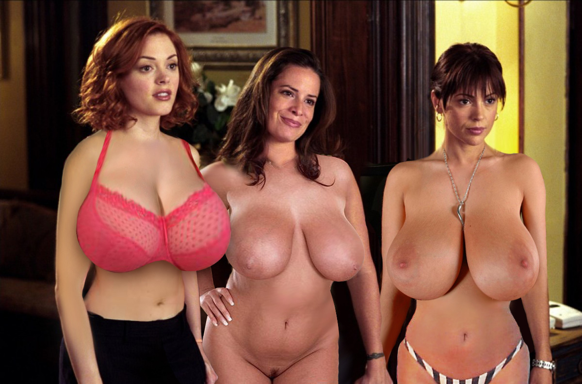 Situation familiar Charmed cast fake nude