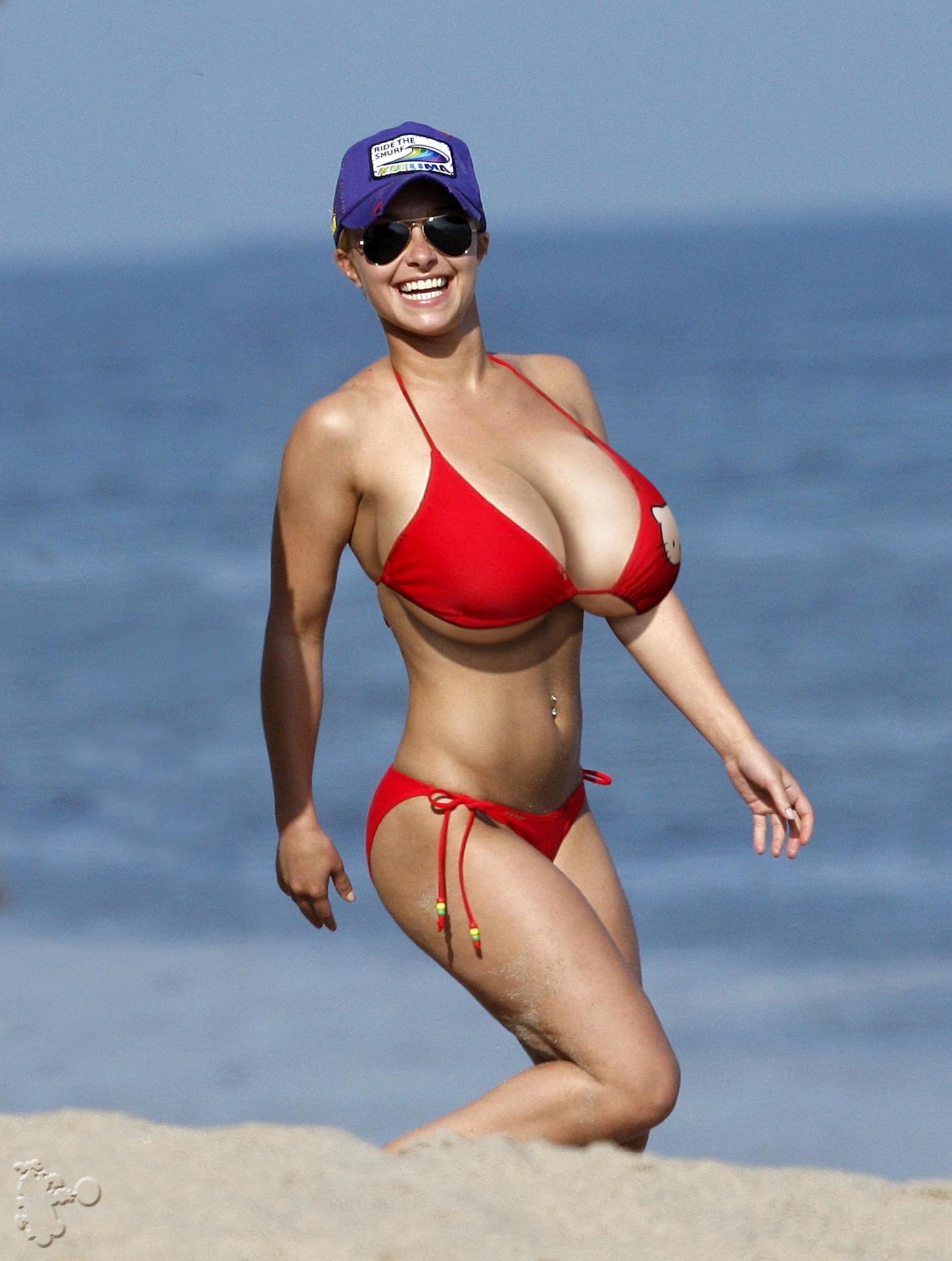 Hayden-Panettiere-Malibu-Beach-4-gz