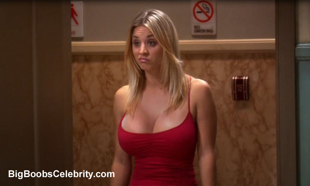 Kaley Cuoco Red final