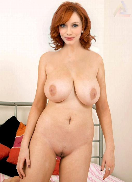 Nude girls like christina hendricks