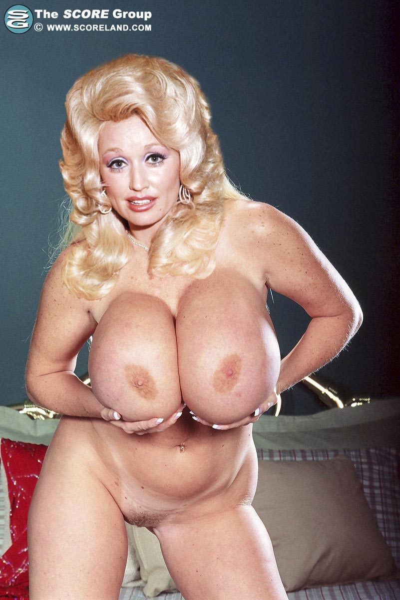 For that Dolly parton nude idea has