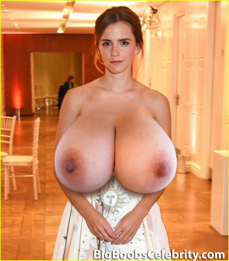 Young nude breast expansion