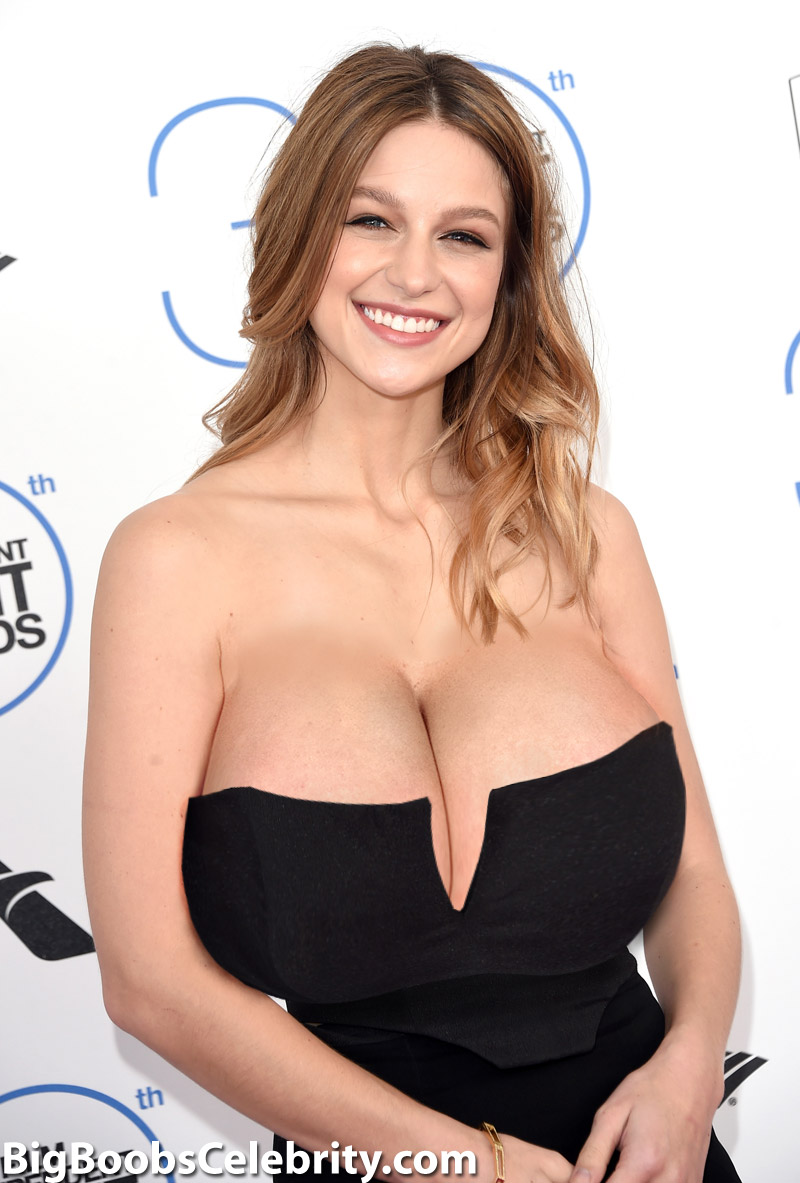 celebs with big boobs