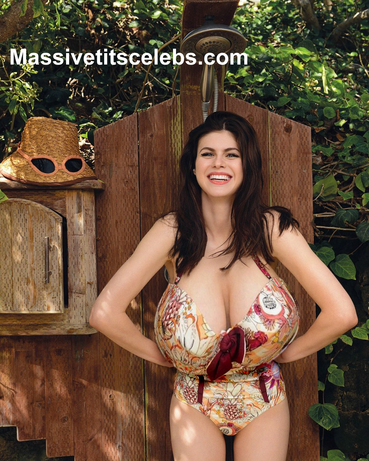 busty babe alexandra daddario from baywatch – big boobs celebrities