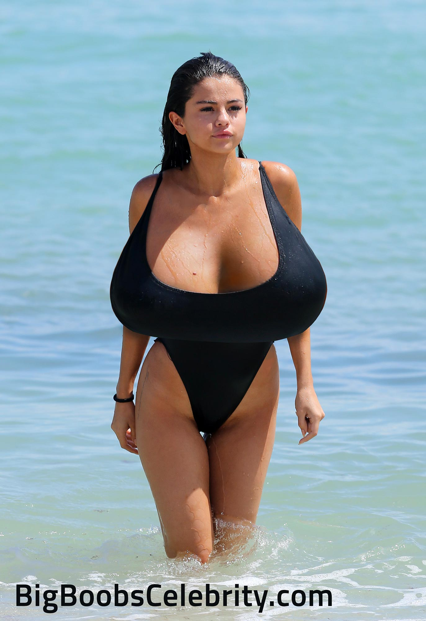 Selena Gomez Nude Boobs 73