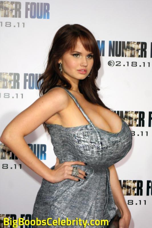 debby ryan big boobs out