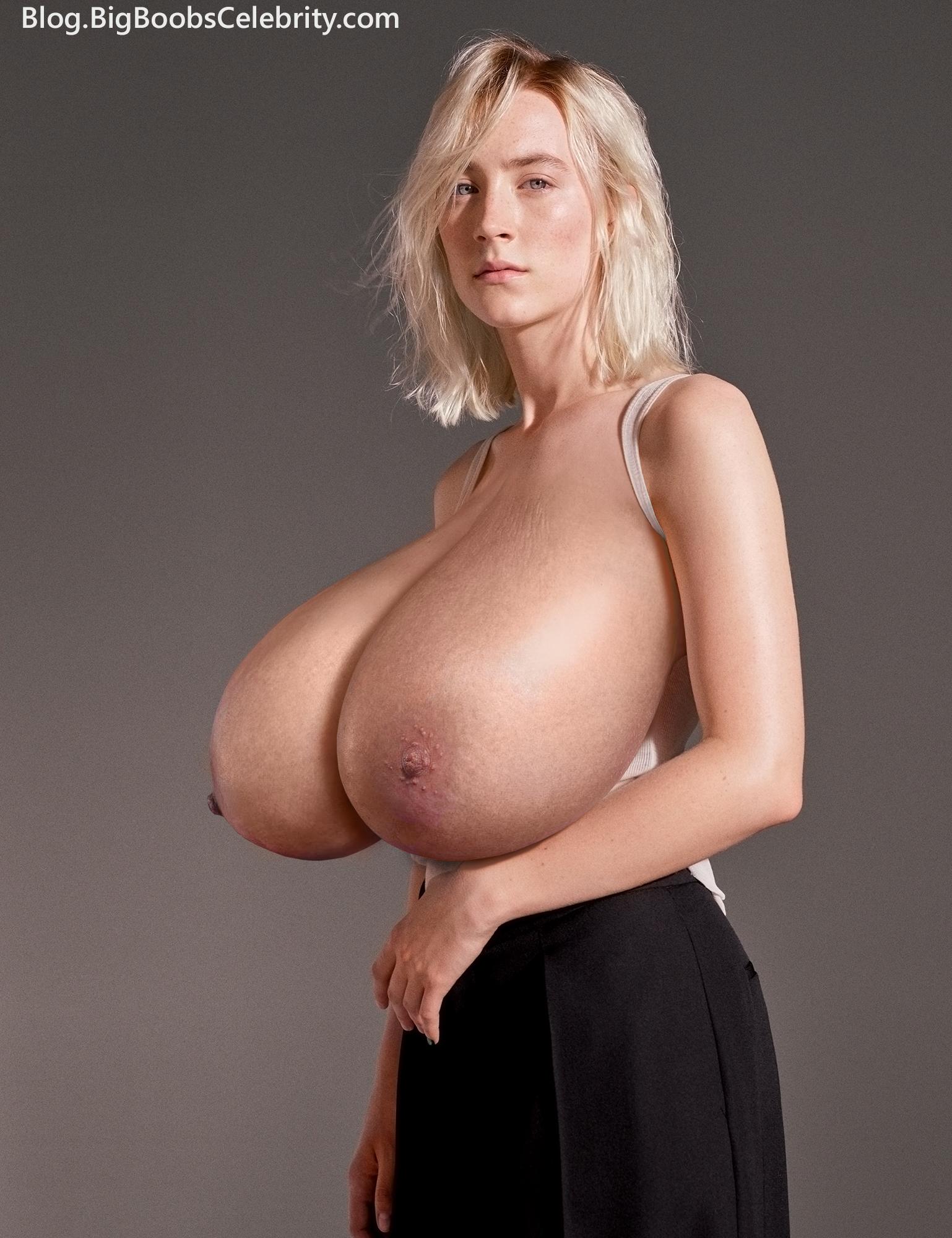 Enormous giant tits
