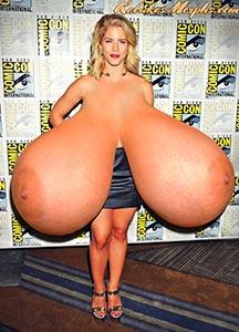 Gigant Tits
